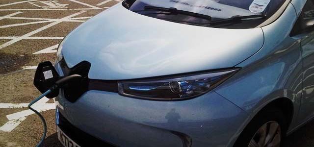 228 kilómetros de autonomía con una carga en un Renault ZOE