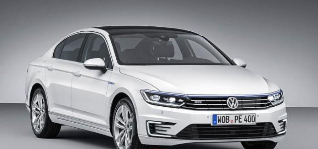 Volkswagen Passat GTE. El híbrido enchufable será presentado en París 2014