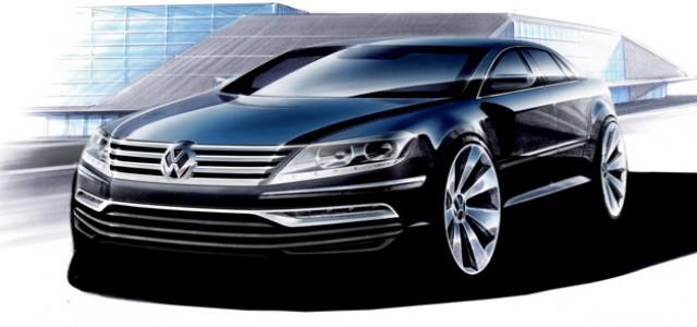 El jefe de Volkswagen admite que la competencia de Tesla ha obligado al rediseño del nuevo Phaeton