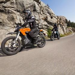 Zero Motorcycles comienza la distribución de la gama 2015