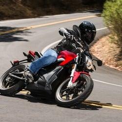 Recarga rápida en una moto eléctrica es posible