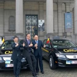 La empresa de taxi de Bruselas dice no a Renault-Nissan, y opta por el BYD E6