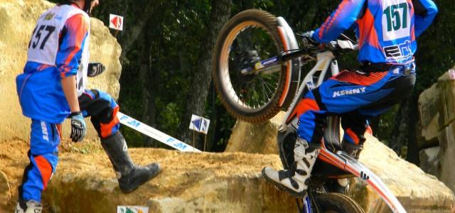 Por primera vez, una moto de trial eléctrica gana una competición nacional