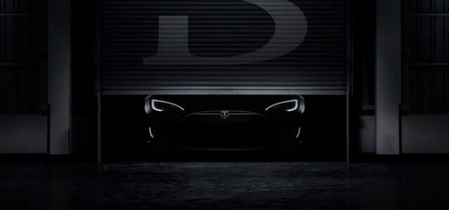 Tesla prepara una sorpresa para el 9 de octubre. ¿Un nuevo modelo?
