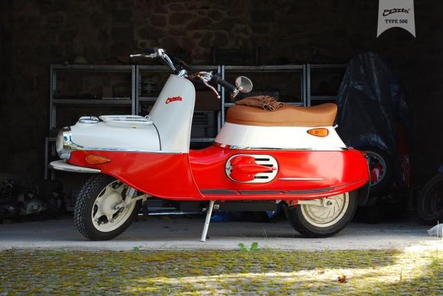 Cezeta Type 506