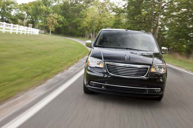 Chrysler Voyager Plug-in