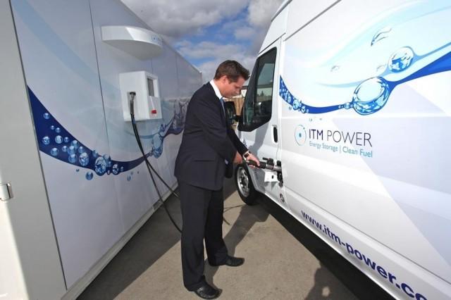 ITM-Power-hydrogen-refuelling-station