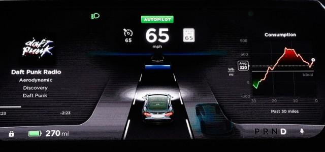 El coste de instalar el kit de conducción semi-autónoma en el Tesla Model S. 52.000 euros