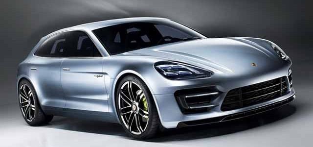 Porsche también admite que trabaja en un competidor para el Tesla Model S