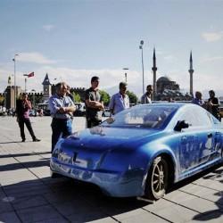 El coche eléctrico turco, capaz de recorrer 500 kilómetros con una batería de sólo 30 kWh