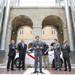 Se pone en marcha el programa de ayudas a la compra de taxis eléctricos en Madrid
