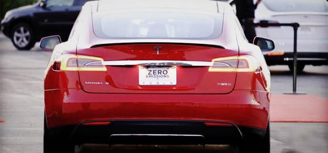 El Tesla Model S P85D reduce su precio, y aumenta la autonomía