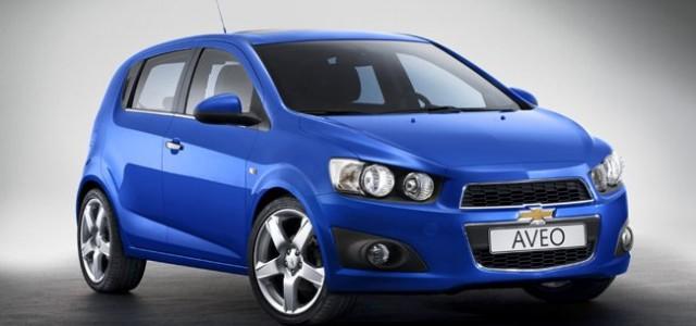 Más detalles del próximo Chevrolet Aveo eléctrico