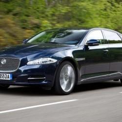 El próximo Jaguar XJ podría ser una berlina de lujo eléctrica