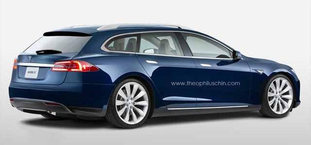 El Tesla Model III tendrá versión todocamino y otra familiar