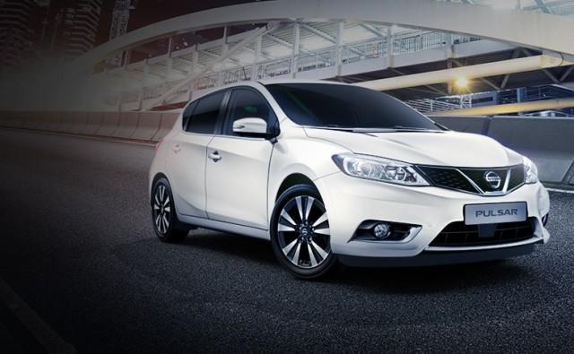 Nissan Pulsar. Una posible inspiración de como será el nuevo LEAF