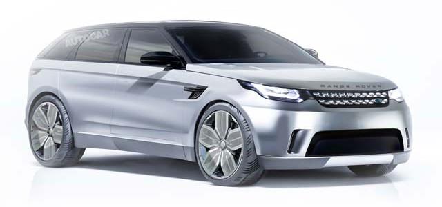 Un Range Rover eléctrico para competir con el Tesla Model X