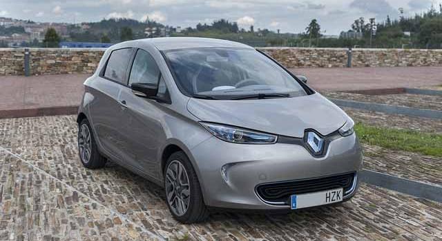 Renault anunciará la posibilidad de comprar la batería del Renault ZOE