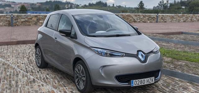 El Renault ZOE ya supera las 16.000 unidades matriculadas