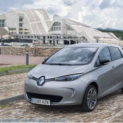Prueba de larga duración del Renault ZOE: Parte 1