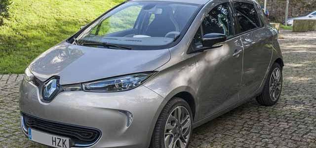Renault espera doblar la autonomía del ZOE antes del 2020. Cambio de batería a los actuales propietarios