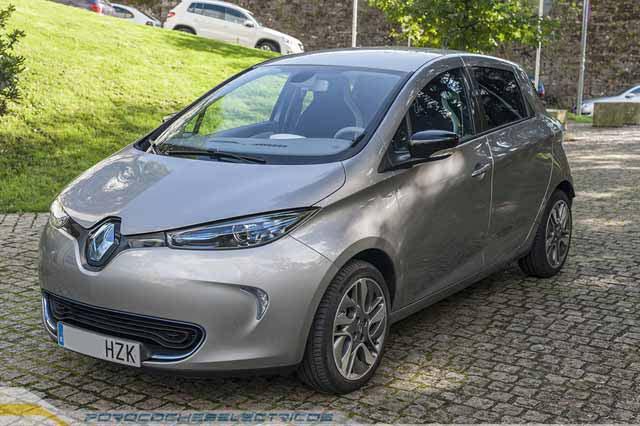 autonomia Renault ZOE