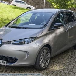 Renault ZOE. Nombrado por tercer año consecutivo mejor coche eléctrico del año en Inglaterra por debajo de las 20.000 libras