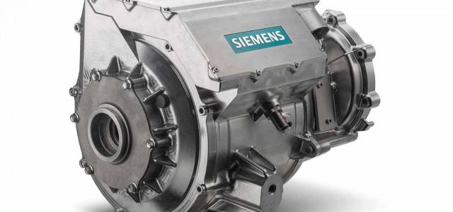 Siemens desarrolla un sistema que combina motor eléctrico e inversor en una misma pieza