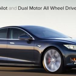 Tesla Model S P85D. Dos motores, tracción a las cuatro ruedas, más aceleración…y más autonomía