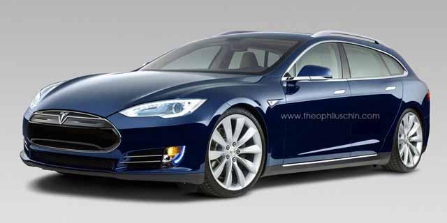 Tesla Model III Estate