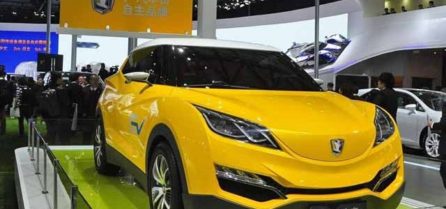 Toyota venderá coches eléctricos…en China