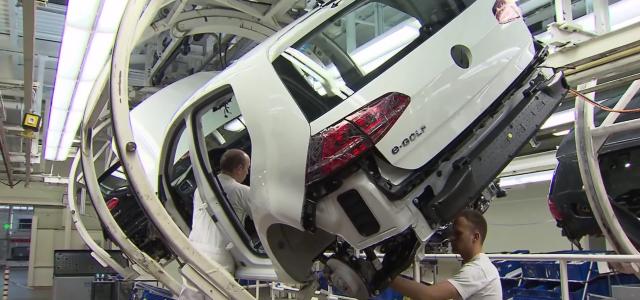 Volkswagen fabricará el e-Golf en China, y usará baterías de CATL