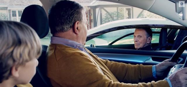 El Capitán Kirk y el Sr Spock se suben a los coches eléctricos de Volkswagen