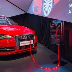 Audi acelera la producción del A3 Sportback e-Tron. 50 unidades al día