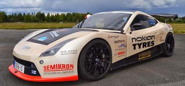 El Electric RaceAbout regresa a Nürburgring (vídeo)