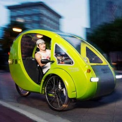 Organic Transit ELF. Ahora además de supereficiente, contará con dos plazas