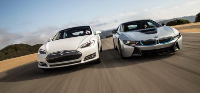 Top 10 de los coches eléctricos más vendidos de 2016. Enero-Septiembre