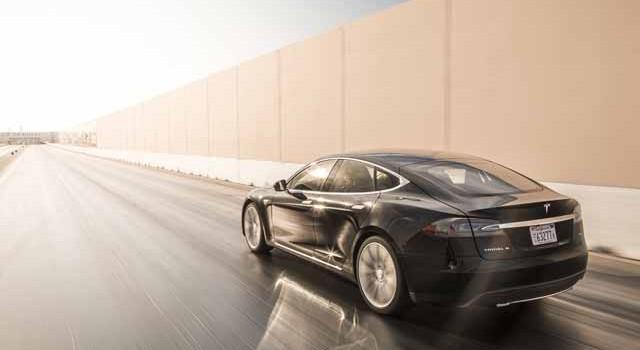 El Tesla Model S P85D ya está en Europa. De 0 a 100 km/h en 3.4 segundos