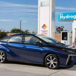 Solo dos estaciones de hidrógeno cumplen los requisitos de los fabricantes en California
