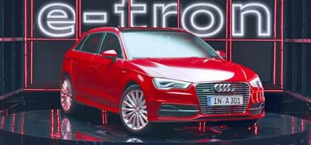 Empieza la distribución del Audi A3 Sportback e-tron en Alemania