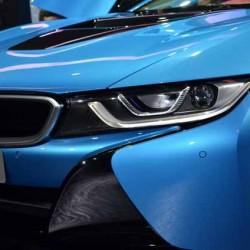 Las luces láser del BMW i8. Visibilidad máxima a cambio de 9.500 euros