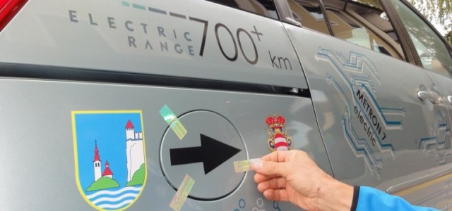 El Metron 7 recorre 736 kilómetros sin recargar