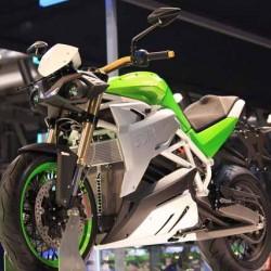 Energica Eva. Una superbike eléctrica que llegará en 2015