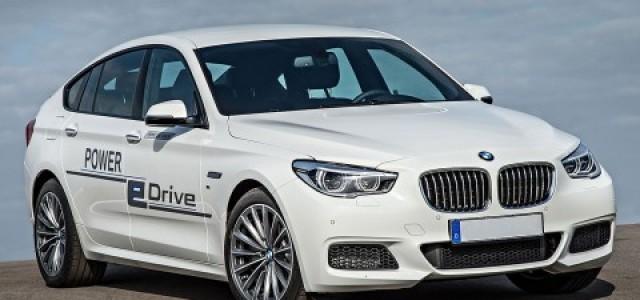 BMW Power eDrive plug-in hybrid