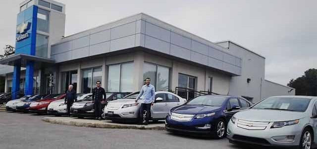 Caso de éxito. Un concesionario donde el Chevrolet Volt logra un 35% de las ventas