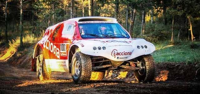 Acciona 100% EcoPowered. Un coche eléctrico español en el Dakar