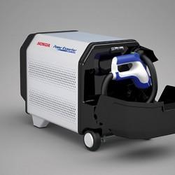 Honda quiere convertir el coche a hidrógeno en un generador eléctrico móvil