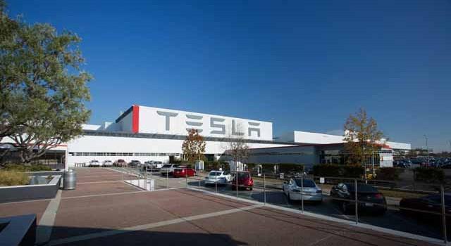 Tesla nos enseña la actualización de su fábrica