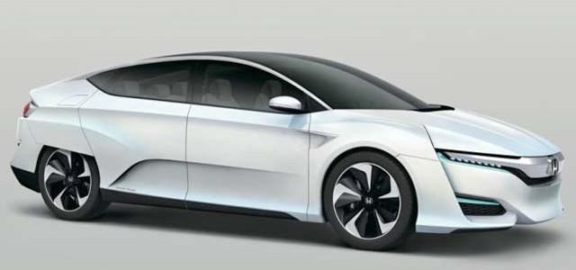 Honda retrasa el lanzamiento de su primer coche a hidrógeno