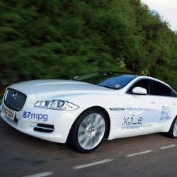 Jaguar reserva el nombre EV-Type